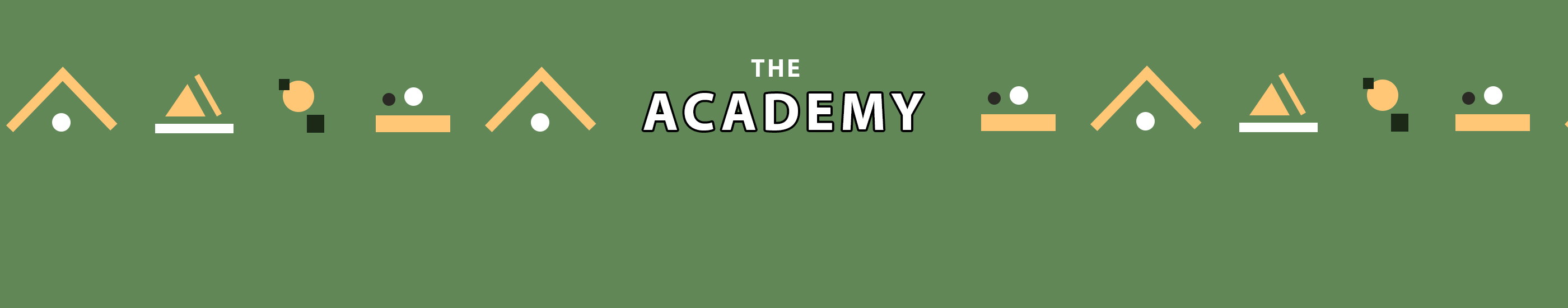 Header for Join the Academy and become a chatbot expert