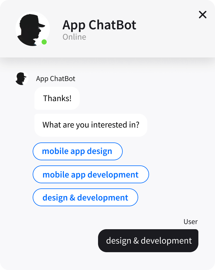 Chat bot for better customer experiance